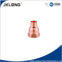 J9013 forged copper female adapter pipe fitting names and parts