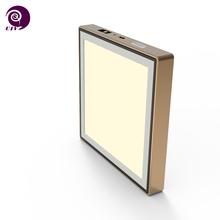Yu Rui mini home decoration gift bedroom night light square white yellow oled lights