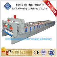 Philippine Design Steel Tile Roof Forming Machine