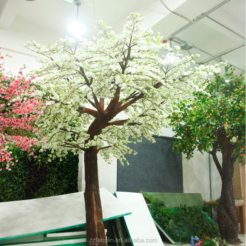 Real touch customized wedding decorative artificial cherry for Cherry trees for sale