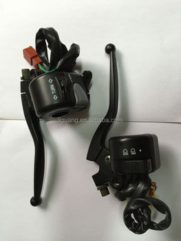 motorcycle handle switch for bajaji