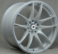 fashion 5x100 replica alloy wheels for toyota universal pcd 5x114.3 rims 18 inch for sale