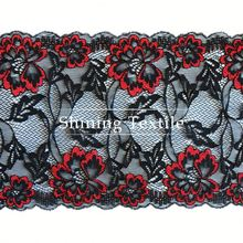 2013 Hot Selling Design Of Nylon Spandex Adult Toy Lace Trim For Underwear