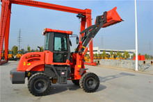 Kanghong ZL16F wheel log loader small loader for atv with ce for sale made in China high quality