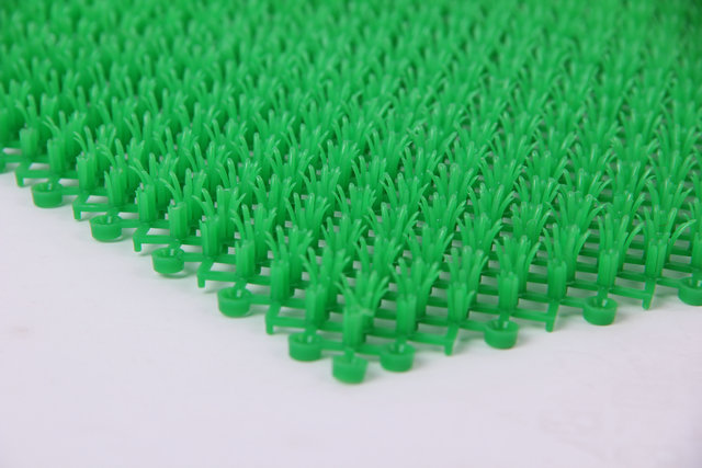 Natural Plastic Pvc Green Artificial Grass Rubber Mat Grass Floor Mat,Grass Mat Price