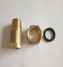 brass water meter connector,water meter coupling adapter