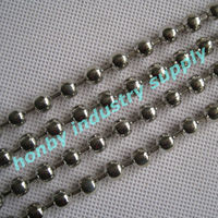 Stainless steel material 4.5mm size roller blind chain