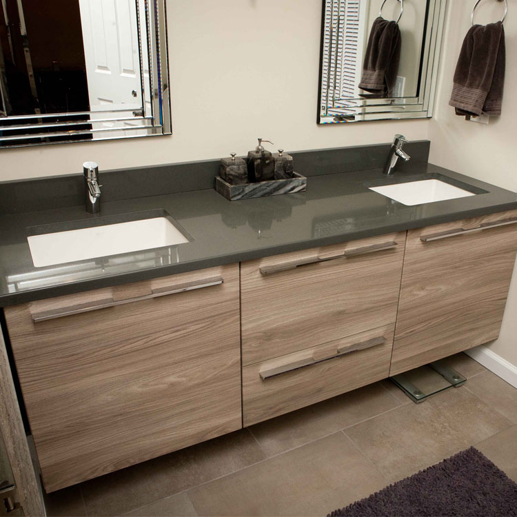European style spanish bathroom vanity with one piece vanity top bathroom vanity top