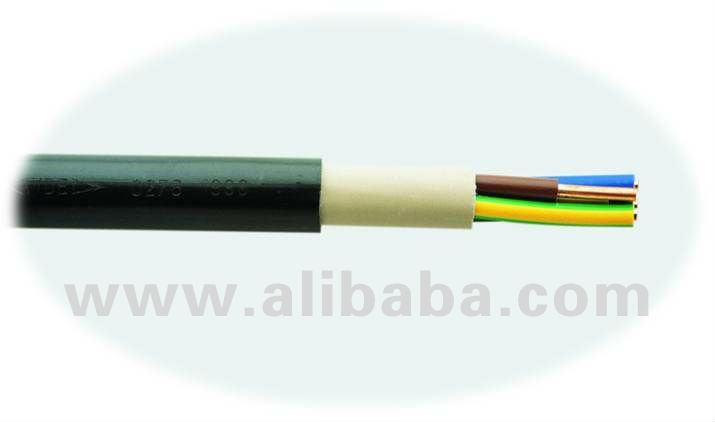 Low Voltage Cable 0,6/1 kV (NYY)