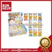 Popular Emoji Happy Face Small Yellow Smile Finger Puppet