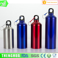 custom printed stainless steel sport water bottle thermal drinking bottle