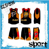 Wholesale Custom High Quality League Basketball Jersey And Shorts Uniforms Set
