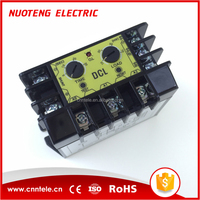 DCL DUCR Electronic DC current monitoring relay