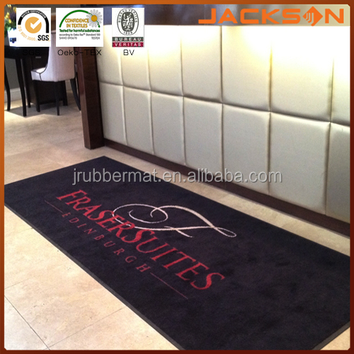 Wholesale Durable Hotel Custom Rugs, Door Mat