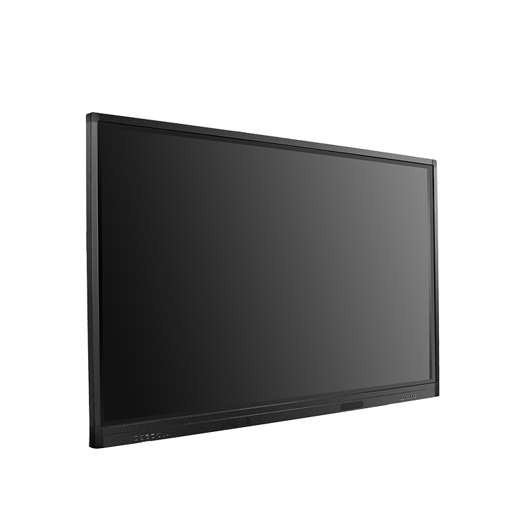 LED flat panel displays Interactive Touch Screen Smart TV for conference
