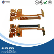Rigid-flex & flex pcb manufacturer, fr4 double sided pcb, fpc cable flexible pcb cable flex rigid