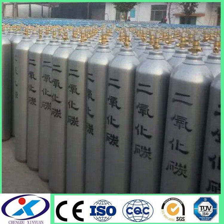 High quality CO2 industrial gas
