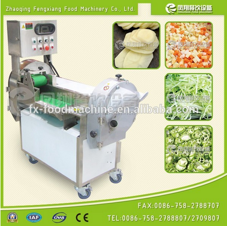 FC-301 Multifunction Celery Slicer Celery Slicing Machine Celery Cutting Machine