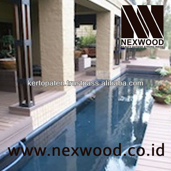 Anti Termite and Weather Resistance Outdoor Wood Decking