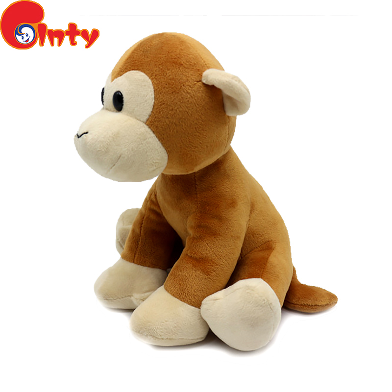 Most popular baby plush stuffed toys monkey