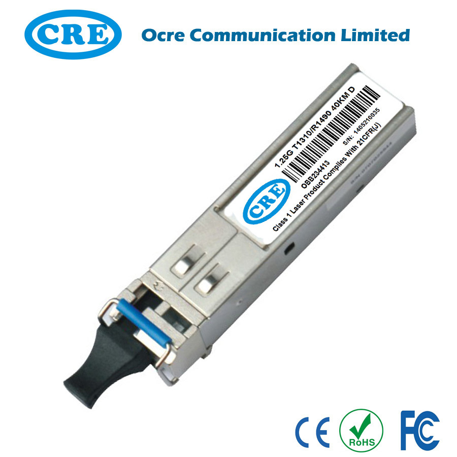 Switch 8 port SFP Cisco compatible SFP module transceiver