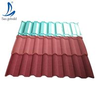 Colored stone coated metal roof tile price philippines aluminum zinc roof sheet lowes roofing shingles prices