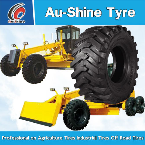 High quality tyre puncture repair, Au-shine Brand OTR tyres with high performance, competitive pricing