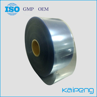 pharma plastic PVC film roll for pill blister packaging