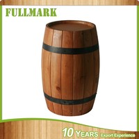 Wooden pickle barrel,wooden oak barrel