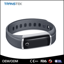 Android and iOS Bluetooth 4.0 Waterproof wristband activity tracker