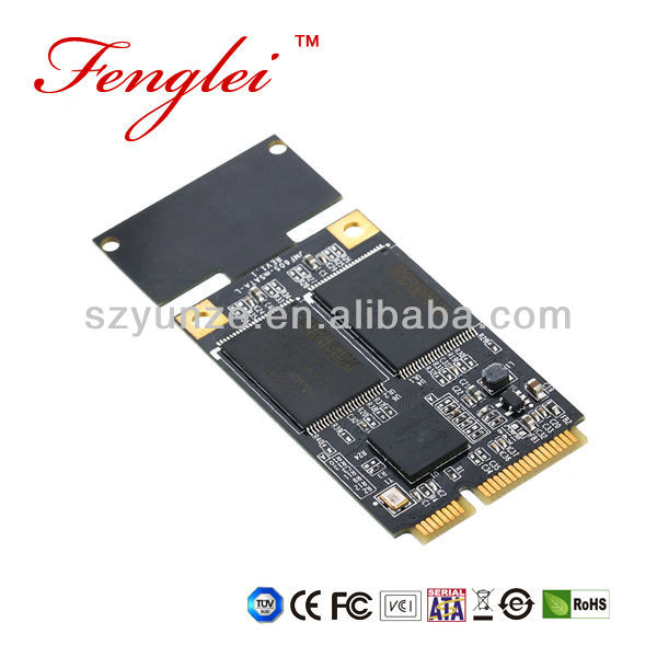 8GB SATA MiniPCIe SSD Solid State Disk for Mid