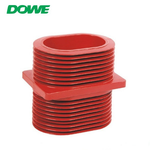 Reliable quality 24kv insulation epoxy resin through wall bushing