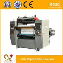 Printed Thermal Paper Rolls Slitting Machine Making Thermal Paper Roll