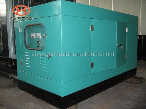 Fast Delivery 250kva water cooled open type diesel generating with high quality