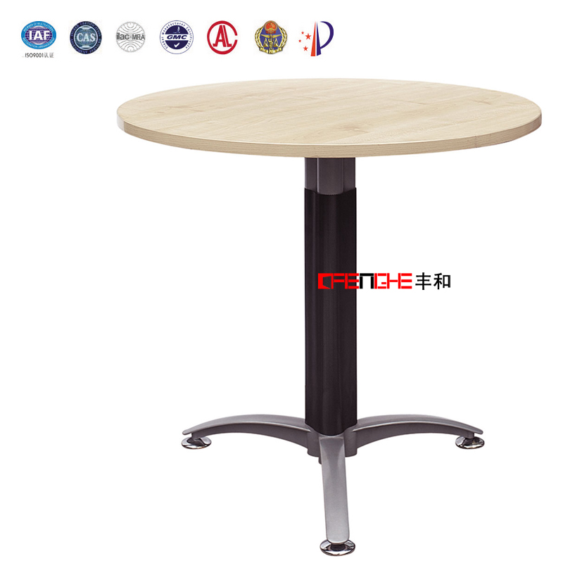 melamine office furniture small negotiating table