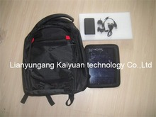 solar bag pack for chargring lap top