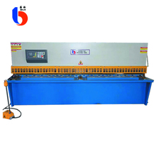 QC12Y 10x3200 Hydraulic Shearing Machine Factory Direct Sale/qc12y NC Hydraulic Plate Shears/10*3200 Sheet Metal Cutting Machine