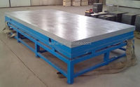 standard measurement used Inspection Cast Iron Surface Table