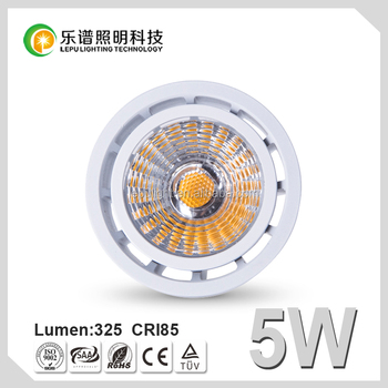 GU10 LED Spotlight 5W Dimmable MR16 COB LED Lamps For Home