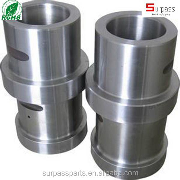 Factory service with Mirror finish stainless steel threaded harden bushing