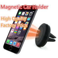 Easy-To-Use Universal Magnetic Phone Holder Mobile Phone Car Holder For Mobile Phone, GPS