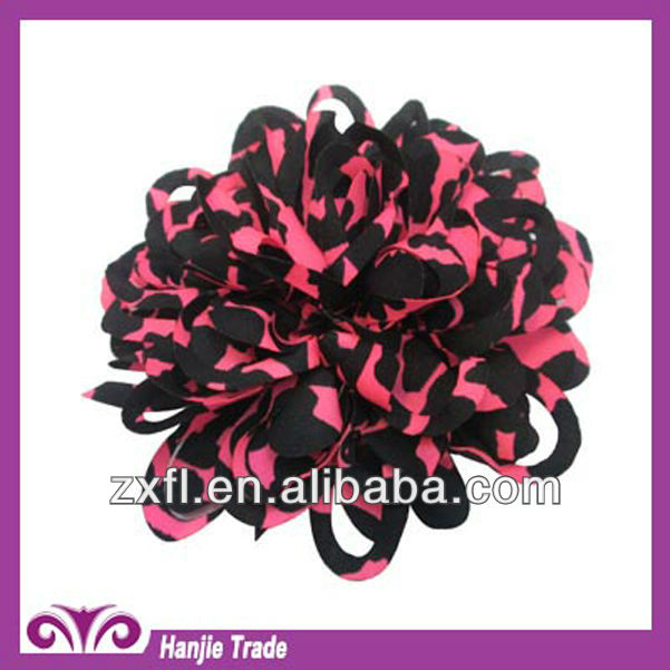 Wholesale fashion chiffon flowers accessories