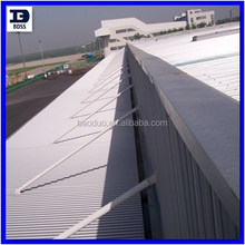 BDSS steel warehouse roof and canopy structure