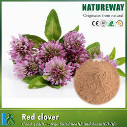 High purity 8%. 20%. 40%. 60% isoflavones Red clover extract