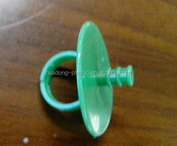 Plastic ring stand for nipple candy