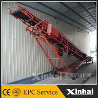 high quality conveyor belt machine for mining plant , conveyor belt machine price