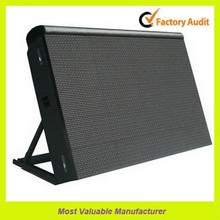 Nationstar SMD3535 High Brightness P8 with 1280x896mm P10 with 1280x960mm Stadium LED Advertising Panel