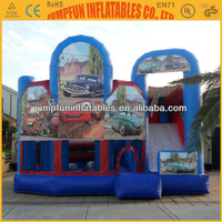 Huge inflatable bouncer with discount in 2014