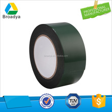 Waterproof and Heat-resistance self adhesive double sided PE foam tape for Auto and glass