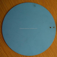 1.1mm Great Quality Round Cosmetic Mirror Sheet With Holes